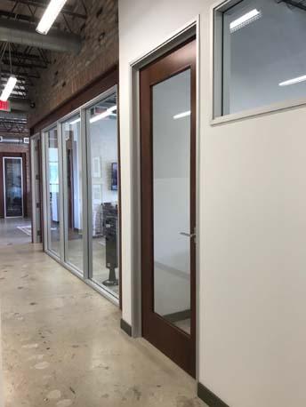 MJS office door