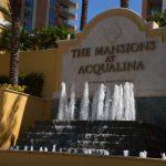Mansions at Aqualina sign Thumbnail
