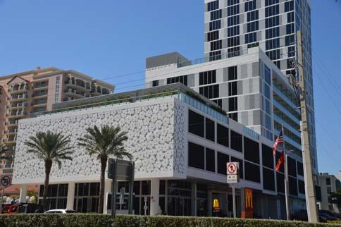 Marriott Sunny Isles building