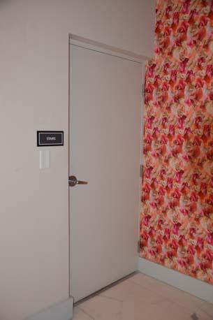 Marriott Sunny Isles white door 1