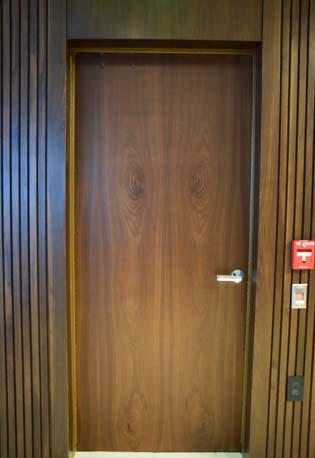 BTG Pactual door