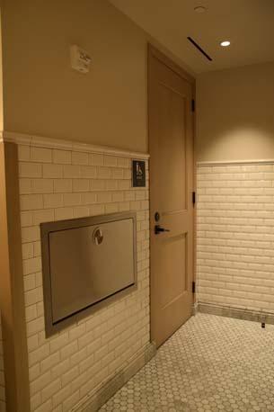 Casa Tua inside bathroom