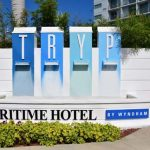 TRYP Hotel outdoor sign Thumbnail