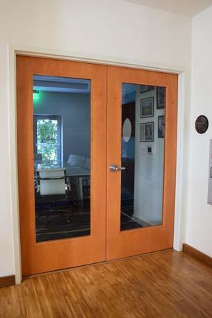 TRYP Hotel office double door 3