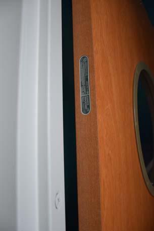 TRYP Hotel door hinge 2