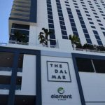 The Dal Mar sign and building Thumbnail